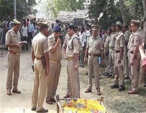 सीतापुर में अब डबल मर्डर, पति-पत्नी की हत्या