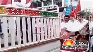 PoK में लोगों ने किया पाकिस्तान के खिलाफ प्रदर्शन
