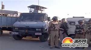 श्रीनगर: CRPF के काफिले पर आतंकी हमला