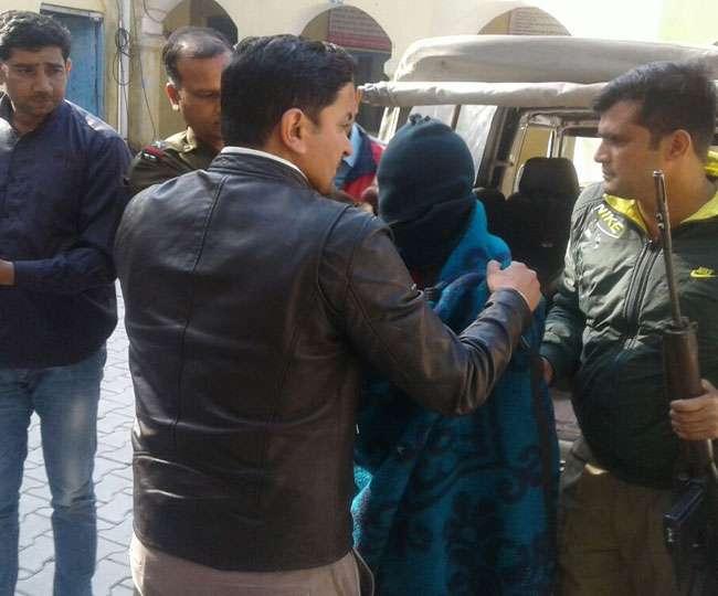पांच लाख का खूंखार इनामी नक्सली श्याम पाहन बिलासपुर से गिरफ्तार