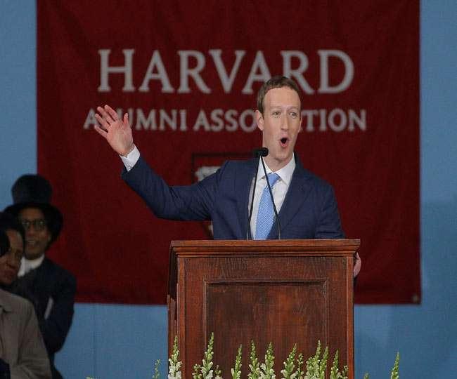 फेसबुक के संस्थापक जकरबर्ग ने दिया ऐसा भाषण, खुद भी रोए, सुनने वाले भी रो पड़े