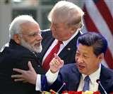 भारत-US की नजदीकी से भड़का चीन कहा- जंग कराना चाहता है अमेरिका