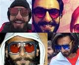 तैनू काला, नीला, पीला सब चश्मा जचदा है, रणवीर सिंह का Swag