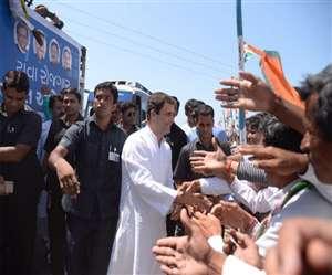 राहुल गांधी बोले, रिमोट कंट्रोल से चलती है गुजरात की सरकार