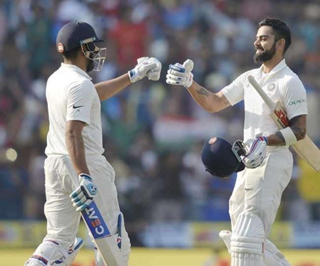 भारतीय टेस्ट क्रिकेट के इतिहास में तीसरी बार हुआ ऐसा, कमाल कर दिया बल्लेबाजों ने