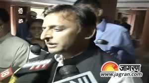 'सहारनपुर में बीजेपी ने घोला जहर'