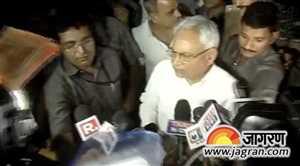 नहीं झुके नीतीश कुमार, दिया मुख्यमंत्री पद से इस्तीफा