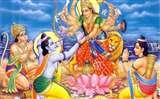 मान्यता है कि नवरात्र में महाशक्ति की पूजा कर श्रीराम ने अपनी खोई हुई शक्ति पाई