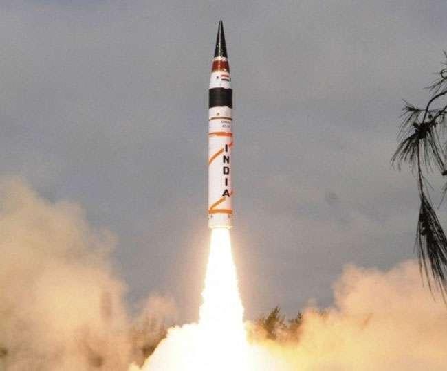 3500 किलोमीटर तक लक्ष्य भेदने वाले अग्नि-3 का सफल परीक्षण