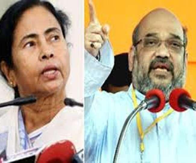 ममता की शाह को खुली चुनौती, बंगाल को टारगेट किया तो नहीं छोड़ेंगे दिल्ली