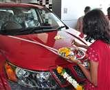 नया वाहन घर लाएं तो ऐसे करें उसकी विधि-विधान से पूजा
