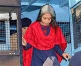 इंद्राणी पहुंची कोर्ट, जेल कर्मियों पर लगाया मारपीट का आरोप