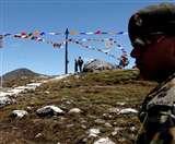 चीन ने भारतीय जवानों पर सिक्किम क्षेत्र में सीमा पार करने का लगाया आरोप
