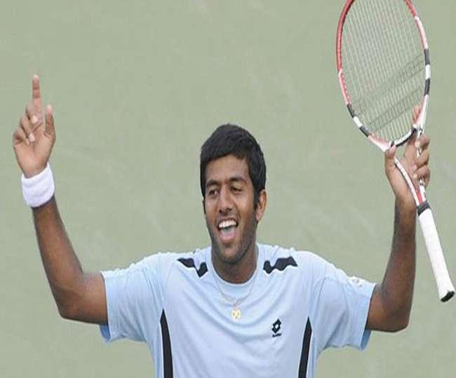टेनिस: बोपन्ना ने लगाई दो स्थान की छलांग, विष्णु भी टॉप 200 में पहुंचे