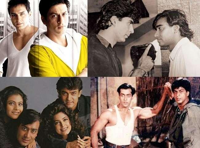 Akshay Kumar ,Aamir Khan ,Salman Khan ,Ajay Devgn ,Shah Rukh Khan,सुपरस्टार्स,जोड़ी,पर्दे,ख़्वाहिश