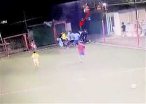 फुटबॉल मैच में हुआ झगड़ा, आरोपियों ने लेक्चरर को पीटा