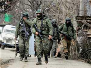 कुपवाड़ा में आर्मी कैंप पर आतंकी हमला