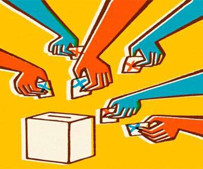 UP चुनाव : किस्म-किस्म के चुनाव चिन्ह और नारों की गूंज से सियासी माहौल गरम
