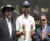 आइसीसी क्रिकेटर और आइसीसी टेस्ट क्रिकेटर ऑफ द ईयर चुने गए आर. अश्विन