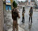आतंकियों की मौत के विरोध में दक्षिण कश्मीर में हिंसा