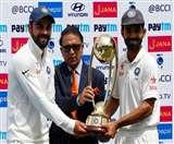 ऑस्ट्रेलिया से सीरीज़ जीतकर टीम इंडिया हुई मालामाल, इस तरह भर गई झोली