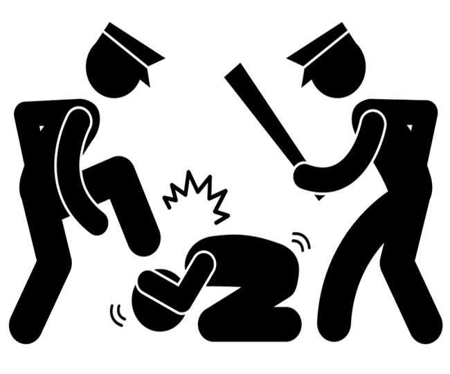सीआरपीएफ के एएसआइ को बच्चा चोर समझ पीटा