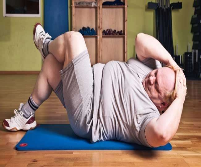 Fat People Exercises 80