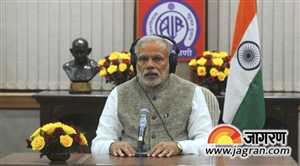 PM मोदी ने कहा- 'मन की बात' कार्यक्रम ने मुझे हर परिवार का सदस्य बनाया