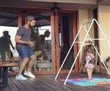 जैसा बाप वैसी बेटी, वर्ल्ड डांस डे पर शाहिद कपूर ने मिशा के साथ शेयर किया डांसिंग वीडियो