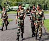 चीन को नहीं थी उम्मीद कि भारत दिखाएगा आंखें, सिक्किम दौरे पर रावत