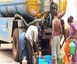 भयंकर सूखे की मार झेल रहा तमिलनाडु, चेन्नई में लोगों का हुअा ये हाल