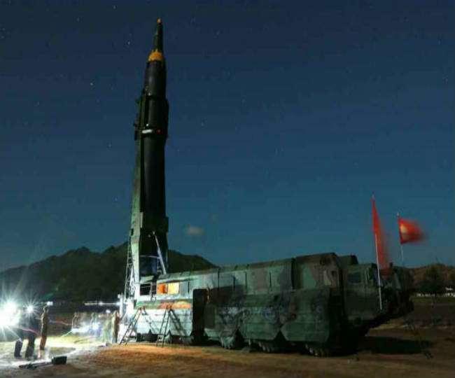 13 हजार किमी तक मार कर सकती उत्तर कोरिया की हॉसॉन्ग मिसाइल, खतरे में यूएस