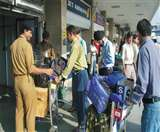 सात हवाई अड्डे कल से होंगे हैंड बैगेज टैग मुक्त