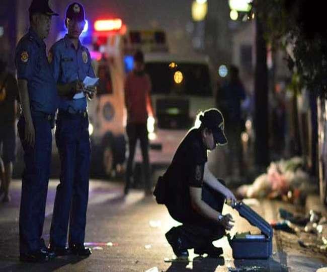 आसियान नेताओं की बैठक के बीच फिलीपींस में बम विस्फोट, 14 घायल