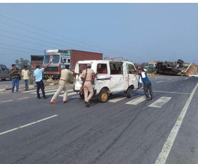 बिहार पुलिस की अवैध वसूली के कारण लोगों की हो रही मौत