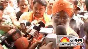 राम मंदिर विवाद पर बोले साक्षी महाराज