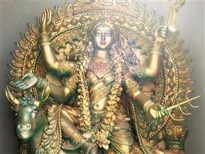 नवरात्रि का सातवां दिन, मां कालरात्रि का करिश्मा