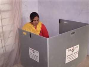 पंजाब में दोबारा मतदान शुरू