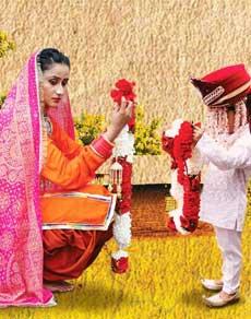 देखें तस्वीरें : पंजाबी से हिंदी सिनेमा तक पहुंची एक अनोखी दुल्हन 'सावी' की दिलचस्प कहानी