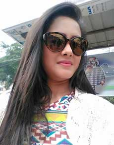 देखें तस्वीरें : अभिनेत्री बिदिशा की आत्महत्या से बढ़ सकती है सरकार की मुश्किलें