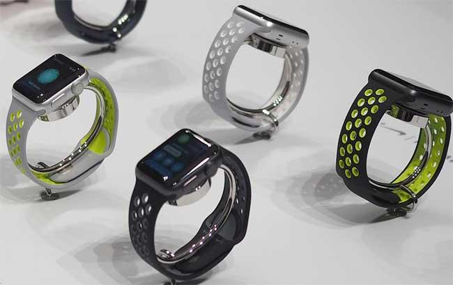 अब भारत में मिलेगी एप्पल नाइक प्लस घड़ी, देखें तस्वीरें