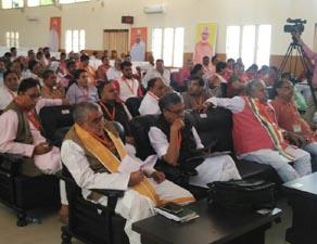 pics: बिहार भाजपा कार्यकारिणी की बैठक, किशनगंज में जुटे दिग्गज