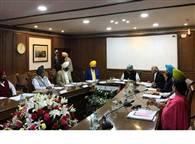 देखें तस्वीरें: अमरिंदर मंत्रिमंडल की पहली बैठक, हुए कई अहम फैसले
