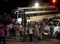 अमरनाथ यात्रियों की बस पर आतंकी हमला, देखें तस्वीरें
