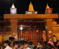 तस्वीरों में देखें-देवी मंदिरों के निकट आस्था का मेला