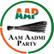 आम आदमी पार्टी चुनाव चिन्ह