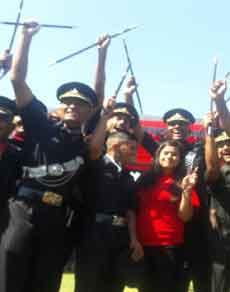 423 जेंटलमैन कैडेट बने भारतीय सेना में अफसर, देखें तस्वीरें