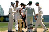 जब विराट को बाउंसर पड़ते ही कंगारू टीम की रुक गई थी सांसें