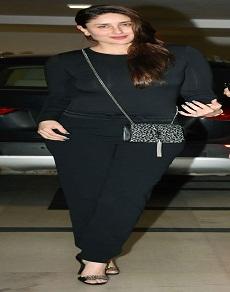 photos : करीना कपूर ख़ान इस ड्रेसअप में पहुंची पार्टी में, देखते रह गए सब
