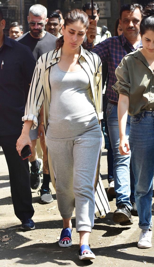 करीना कपूर ख़ान फिर देने वाली हैं Good News, देखें तस्वीरें